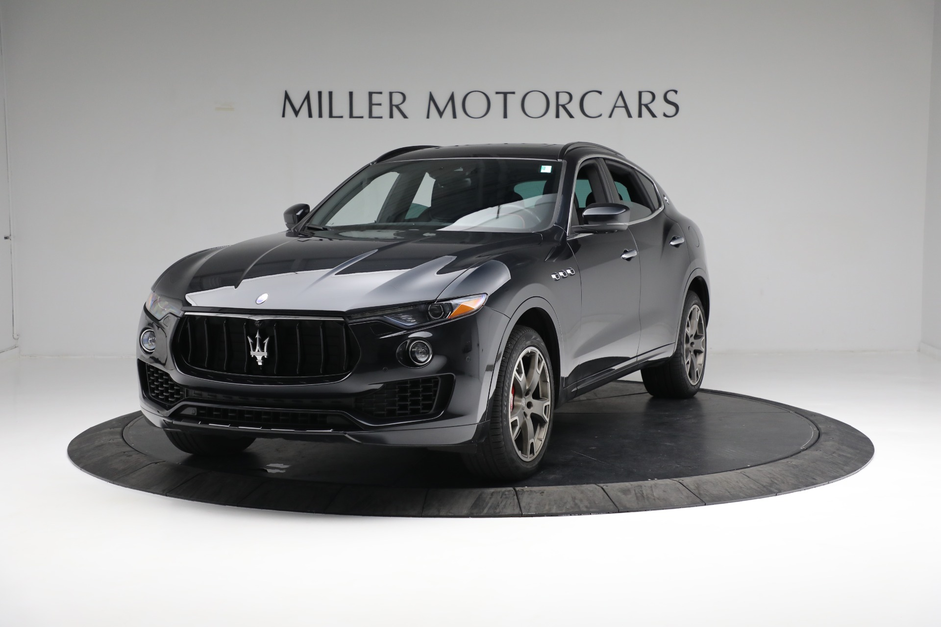 New 2017 Maserati Levante S For Sale In Westport, CT 991_main