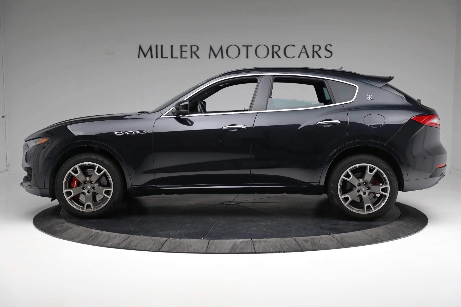 New 2017 Maserati Levante S For Sale In Westport, CT 991_p3