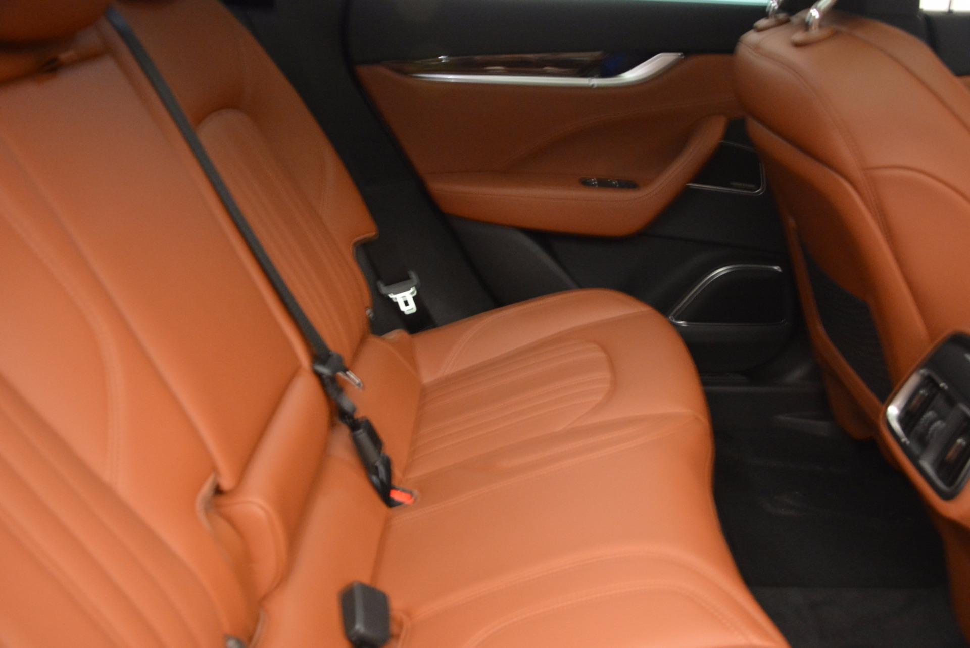 New 2017 Maserati Levante  For Sale In Westport, CT 992_p24