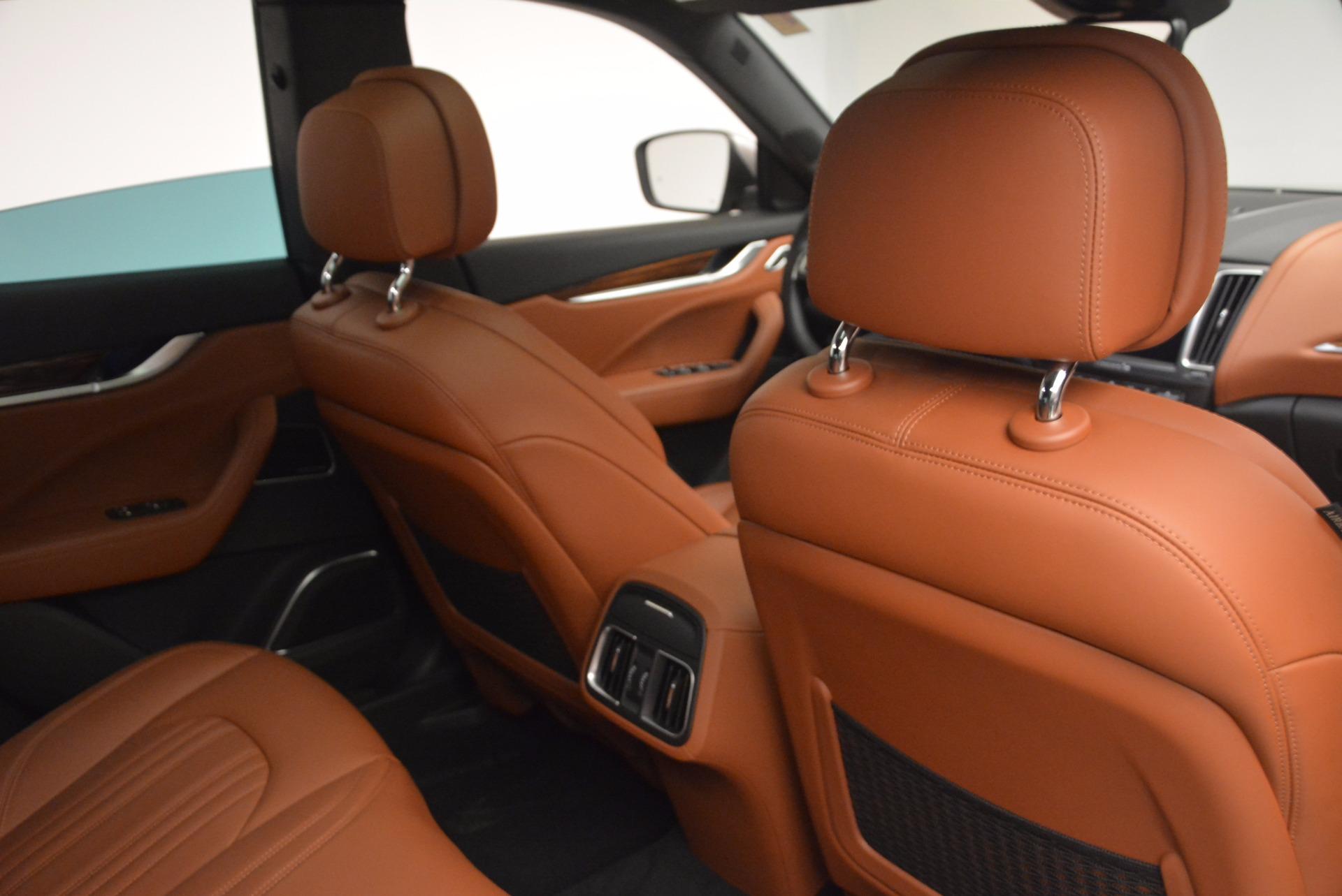 New 2017 Maserati Levante  For Sale In Westport, CT 992_p25