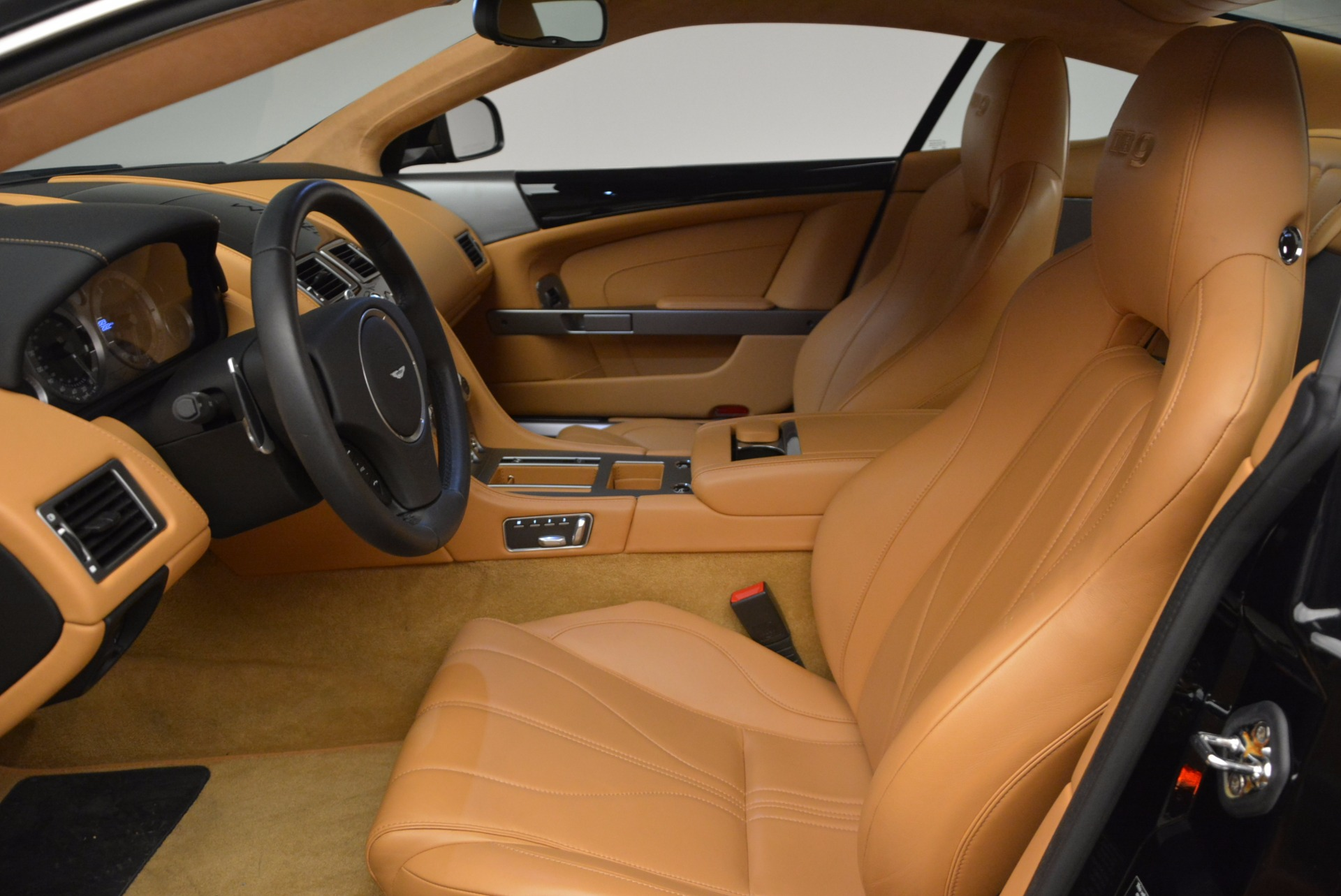 Used 2014 Aston Martin DB9  For Sale In Westport, CT 997_p13