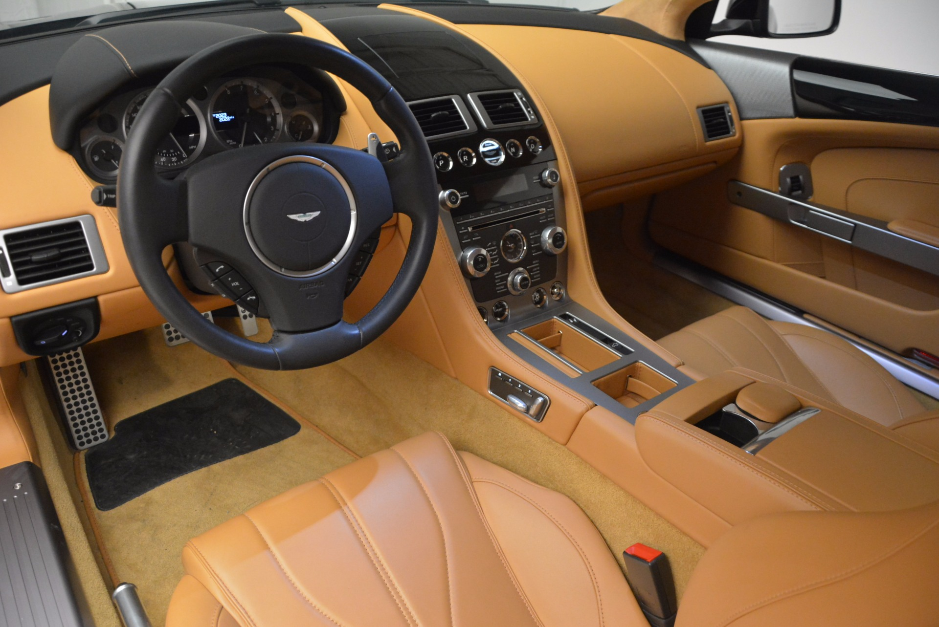 Used 2014 Aston Martin DB9  For Sale In Westport, CT 997_p14