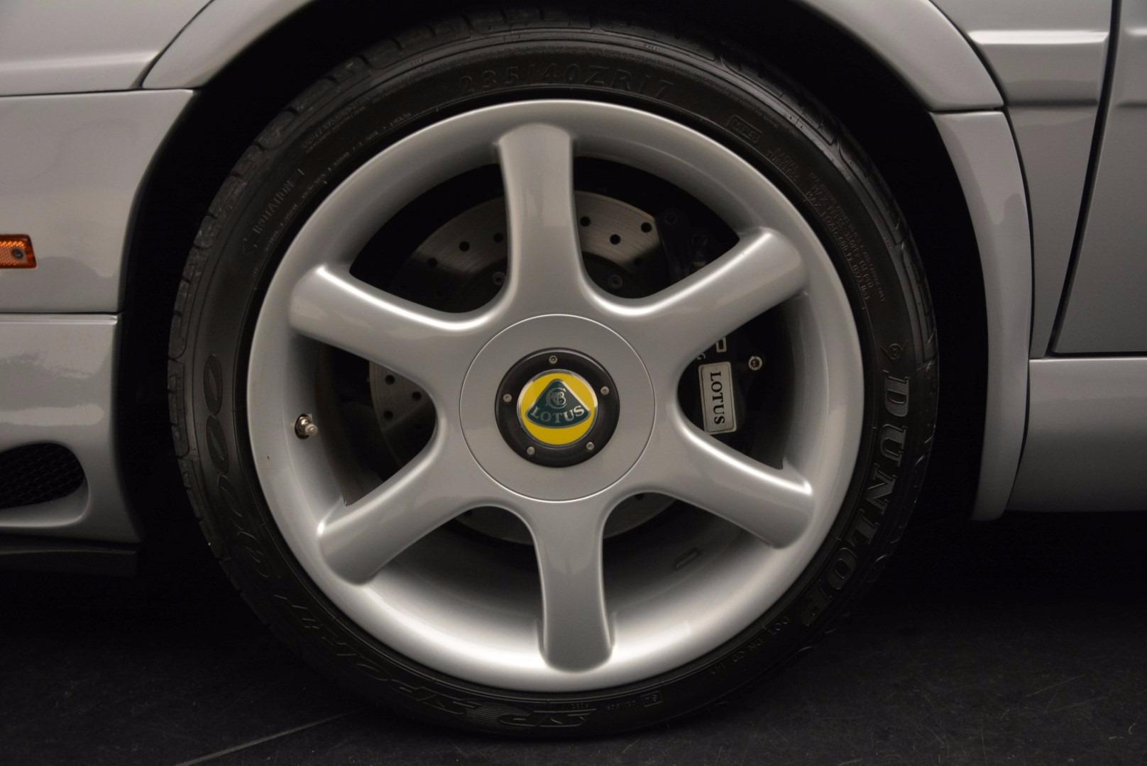 Used 2001 Lotus Esprit  For Sale In Westport, CT 998_p13