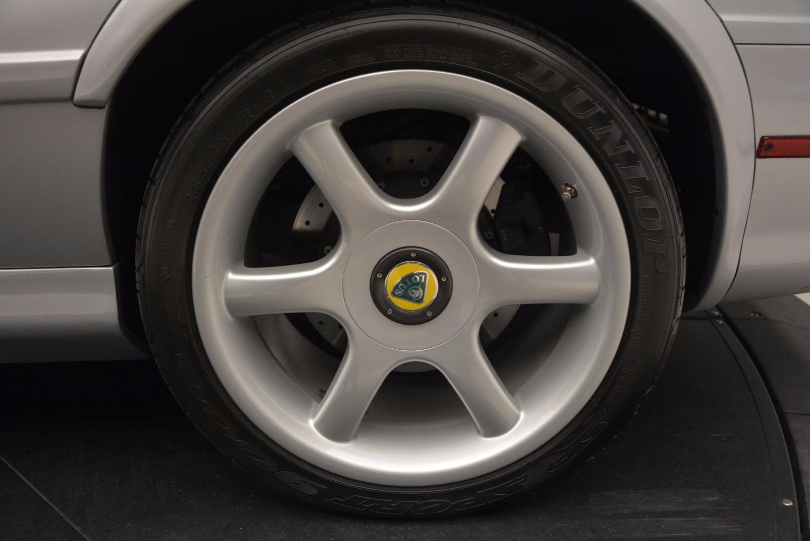Used 2001 Lotus Esprit  For Sale In Westport, CT 998_p14