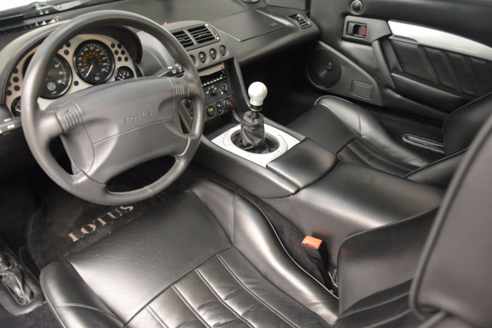 Used 2001 Lotus Esprit  For Sale In Westport, CT 998_p15