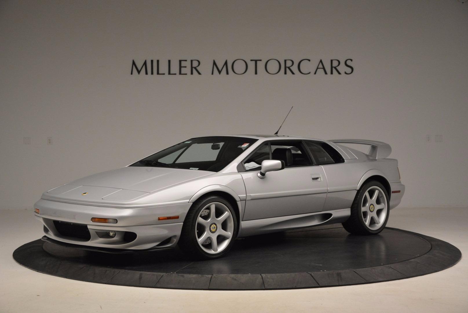 Used 2001 Lotus Esprit  For Sale In Westport, CT 998_p2