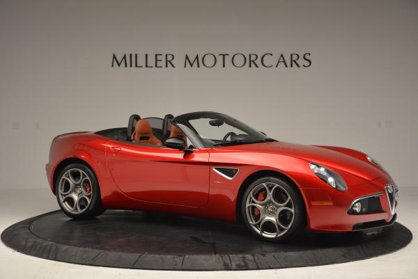 Used 2009 Alfa Romeo 8C Competizione Spider for sale Call for price at Maserati of Westport in Westport CT 06880 10