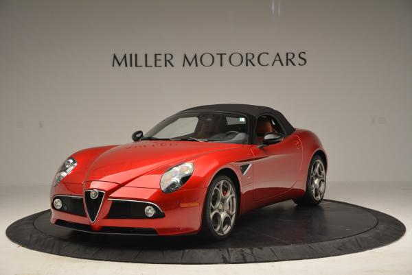 Used 2009 Alfa Romeo 8C Competizione Spider for sale Call for price at Maserati of Westport in Westport CT 06880 13