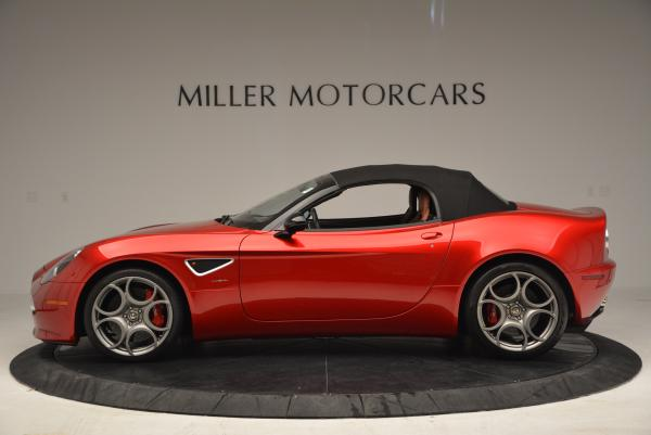 Used 2009 Alfa Romeo 8C Competizione Spider for sale Call for price at Maserati of Westport in Westport CT 06880 15