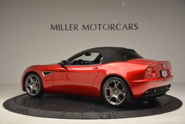 Used 2009 Alfa Romeo 8C Competizione Spider for sale Call for price at Maserati of Westport in Westport CT 06880 16
