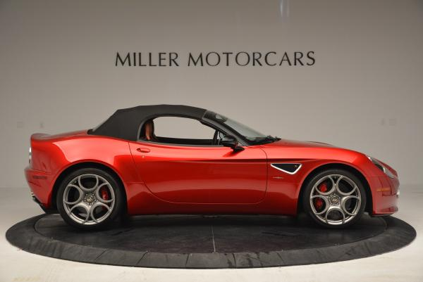 Used 2009 Alfa Romeo 8C Competizione Spider for sale Call for price at Maserati of Westport in Westport CT 06880 21