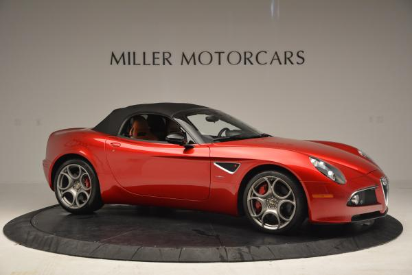 Used 2009 Alfa Romeo 8C Competizione Spider for sale Call for price at Maserati of Westport in Westport CT 06880 22