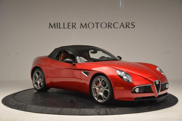 Used 2009 Alfa Romeo 8C Competizione Spider for sale Call for price at Maserati of Westport in Westport CT 06880 23