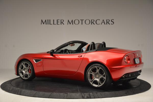 Used 2009 Alfa Romeo 8C Competizione Spider for sale Call for price at Maserati of Westport in Westport CT 06880 4