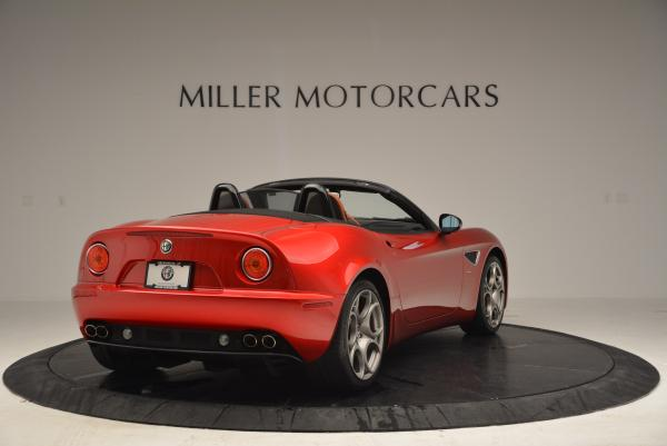 Used 2009 Alfa Romeo 8C Competizione Spider for sale Call for price at Maserati of Westport in Westport CT 06880 7
