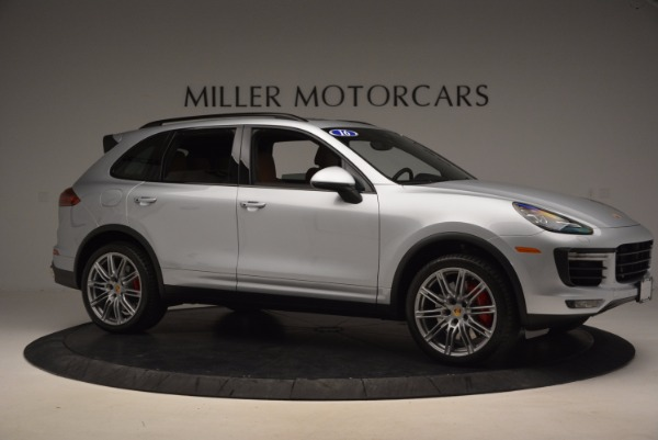 Used 2016 Porsche Cayenne Turbo for sale Sold at Maserati of Westport in Westport CT 06880 10