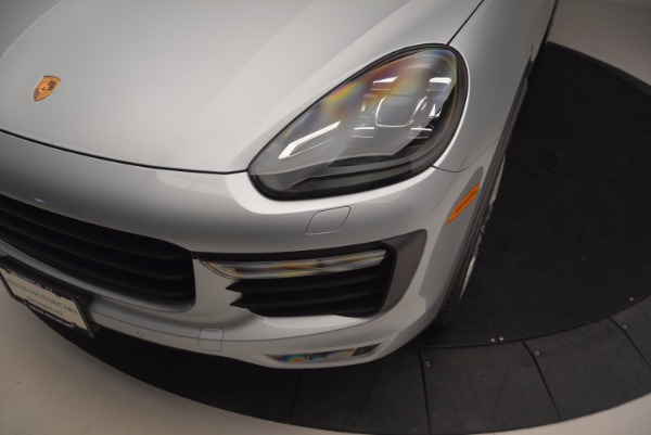 Used 2016 Porsche Cayenne Turbo for sale Sold at Maserati of Westport in Westport CT 06880 14