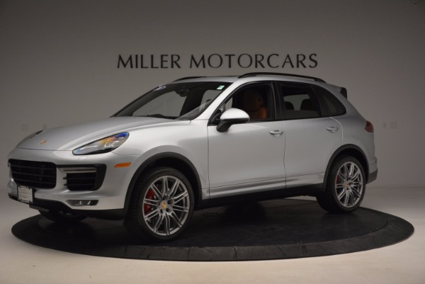 Used 2016 Porsche Cayenne Turbo for sale Sold at Maserati of Westport in Westport CT 06880 2