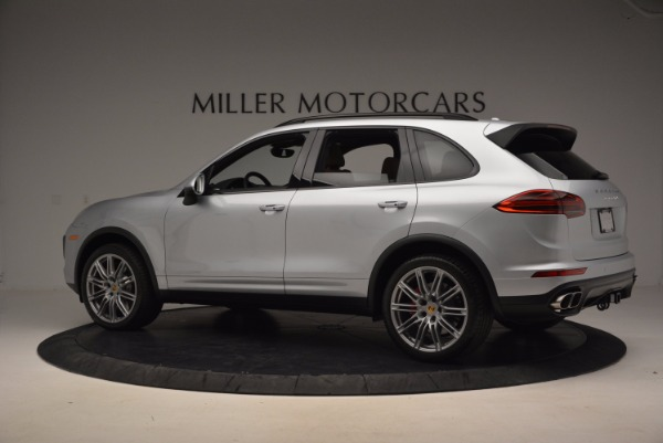 Used 2016 Porsche Cayenne Turbo for sale Sold at Maserati of Westport in Westport CT 06880 4