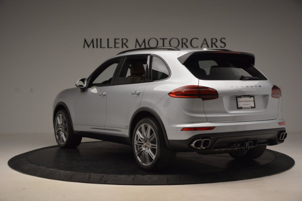 Used 2016 Porsche Cayenne Turbo for sale Sold at Maserati of Westport in Westport CT 06880 5