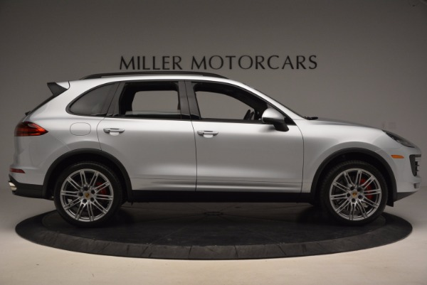 Used 2016 Porsche Cayenne Turbo for sale Sold at Maserati of Westport in Westport CT 06880 9
