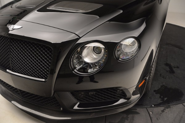 Used 2015 Bentley Continental GT GT3-R for sale Sold at Maserati of Westport in Westport CT 06880 14
