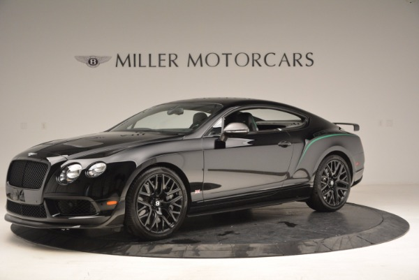Used 2015 Bentley Continental GT GT3-R for sale Sold at Maserati of Westport in Westport CT 06880 2