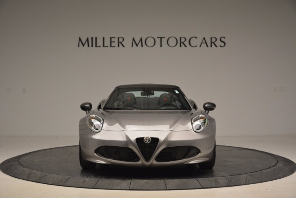 New 2016 Alfa Romeo 4C Spider for sale Sold at Maserati of Westport in Westport CT 06880 12