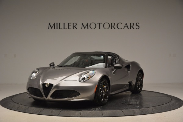 New 2016 Alfa Romeo 4C Spider for sale Sold at Maserati of Westport in Westport CT 06880 1