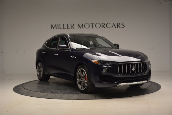 New 2017 Maserati Levante S Q4 for sale Sold at Maserati of Westport in Westport CT 06880 11