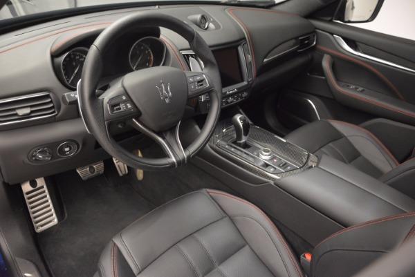 New 2017 Maserati Levante S Q4 for sale Sold at Maserati of Westport in Westport CT 06880 13