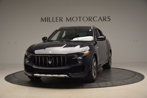 New 2017 Maserati Levante S Q4 for sale Sold at Maserati of Westport in Westport CT 06880 2