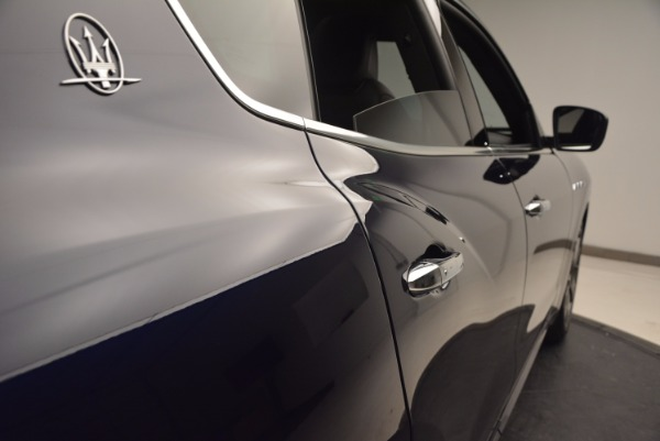 New 2017 Maserati Levante S Q4 for sale Sold at Maserati of Westport in Westport CT 06880 26