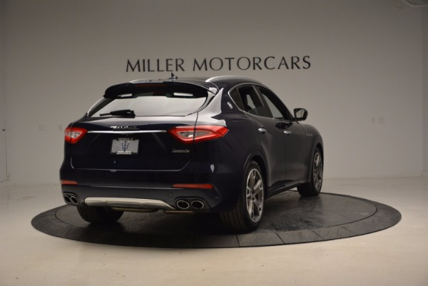 New 2017 Maserati Levante S Q4 for sale Sold at Maserati of Westport in Westport CT 06880 7