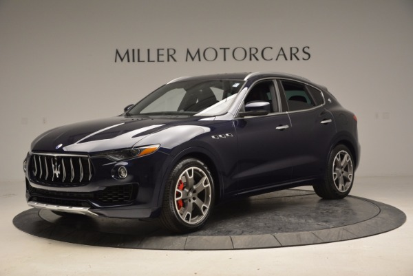 New 2017 Maserati Levante S Q4 for sale Sold at Maserati of Westport in Westport CT 06880 1