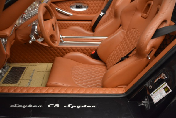 Used 2006 Spyker C8 Spyder for sale Sold at Maserati of Westport in Westport CT 06880 15