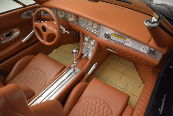 Used 2006 Spyker C8 Spyder for sale Sold at Maserati of Westport in Westport CT 06880 19