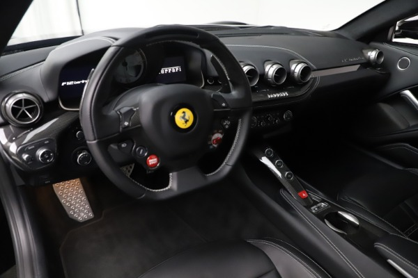 Used 2016 Ferrari F12 Berlinetta for sale Sold at Maserati of Westport in Westport CT 06880 15