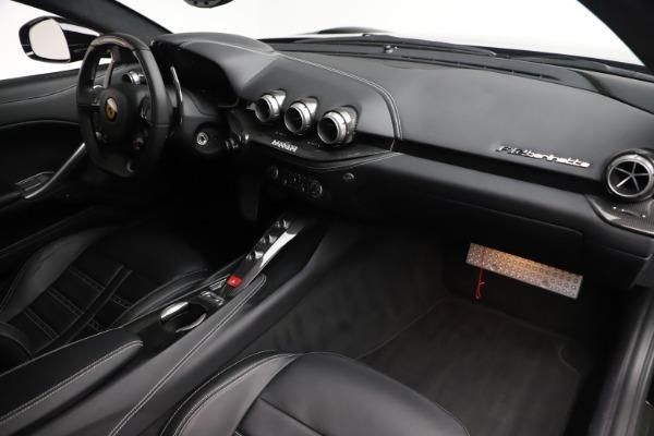Used 2016 Ferrari F12 Berlinetta for sale Sold at Maserati of Westport in Westport CT 06880 18
