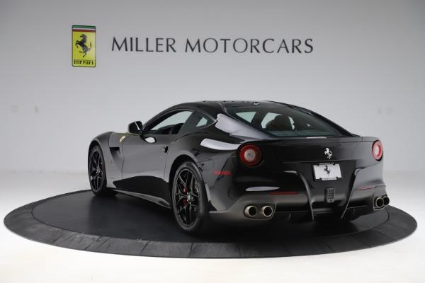 Used 2016 Ferrari F12 Berlinetta for sale Sold at Maserati of Westport in Westport CT 06880 5