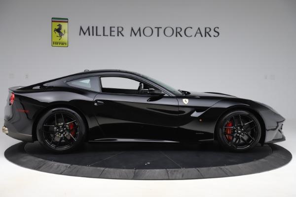 Used 2016 Ferrari F12 Berlinetta for sale Sold at Maserati of Westport in Westport CT 06880 9