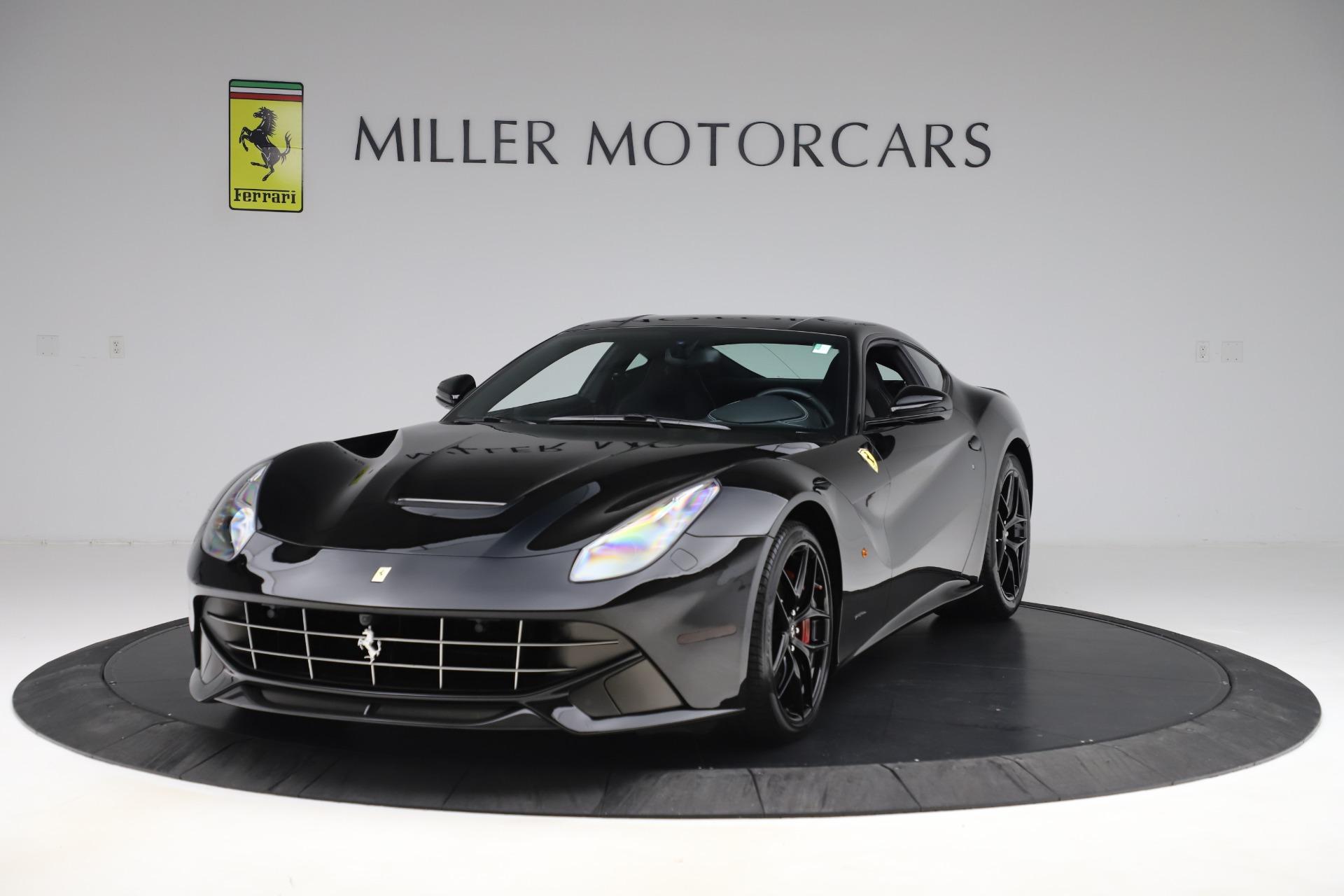 Used 2016 Ferrari F12 Berlinetta for sale Sold at Maserati of Westport in Westport CT 06880 1
