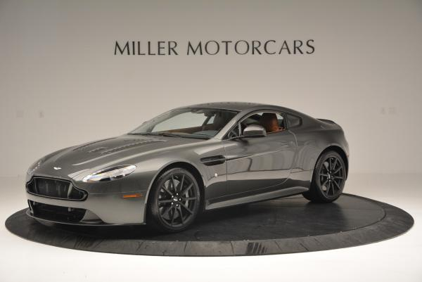 Used 2015 Aston Martin V12 Vantage S for sale Sold at Maserati of Westport in Westport CT 06880 2
