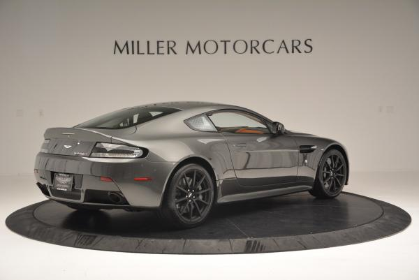 Used 2015 Aston Martin V12 Vantage S for sale Sold at Maserati of Westport in Westport CT 06880 8
