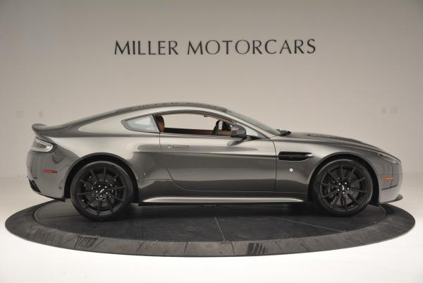Used 2015 Aston Martin V12 Vantage S for sale Sold at Maserati of Westport in Westport CT 06880 9