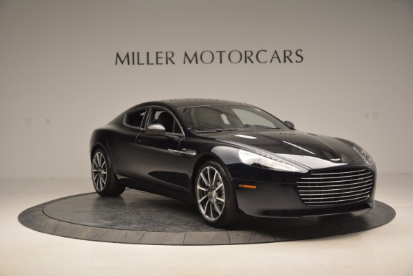 New 2017 Aston Martin Rapide S Shadow Edition for sale Sold at Maserati of Westport in Westport CT 06880 11