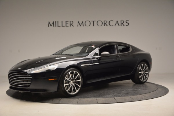 New 2017 Aston Martin Rapide S Shadow Edition for sale Sold at Maserati of Westport in Westport CT 06880 2
