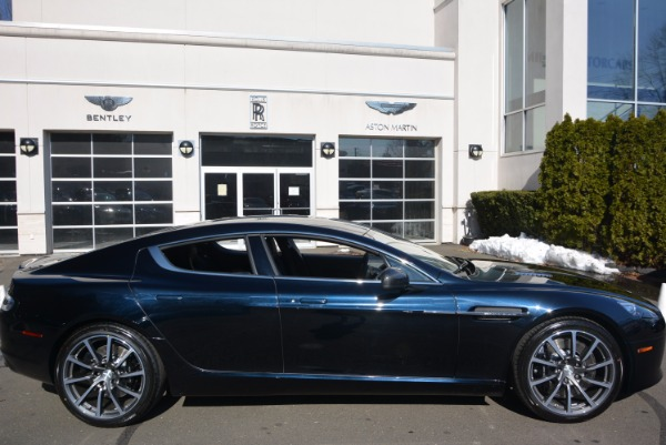 New 2017 Aston Martin Rapide S Shadow Edition for sale Sold at Maserati of Westport in Westport CT 06880 26