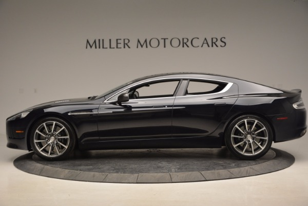 New 2017 Aston Martin Rapide S Shadow Edition for sale Sold at Maserati of Westport in Westport CT 06880 3