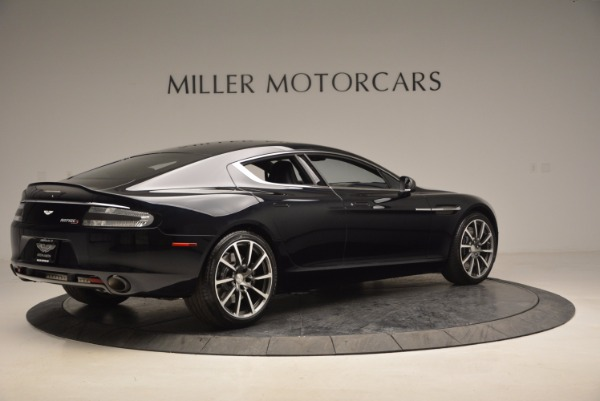 New 2017 Aston Martin Rapide S Shadow Edition for sale Sold at Maserati of Westport in Westport CT 06880 8